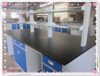 Laboratory Epoxy Resin Bench Tops with Chemical Resistant
