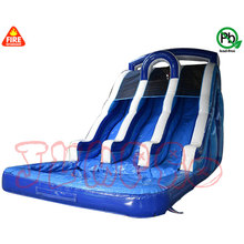 2017 New product customized giant used inflatable adult water slide clearance for sale