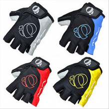 hot Custom Outdoor sports Racing Summer Heated bicycle Cycling half finger Gloves