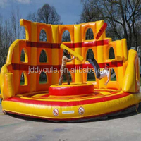 cheap inflatable boxing rings for sale ,kids inflatable wrestling ring in China