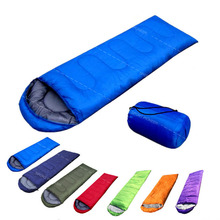 Mummy Sleeping Bag 5F/-15C Camping Hiking With Carrying Case