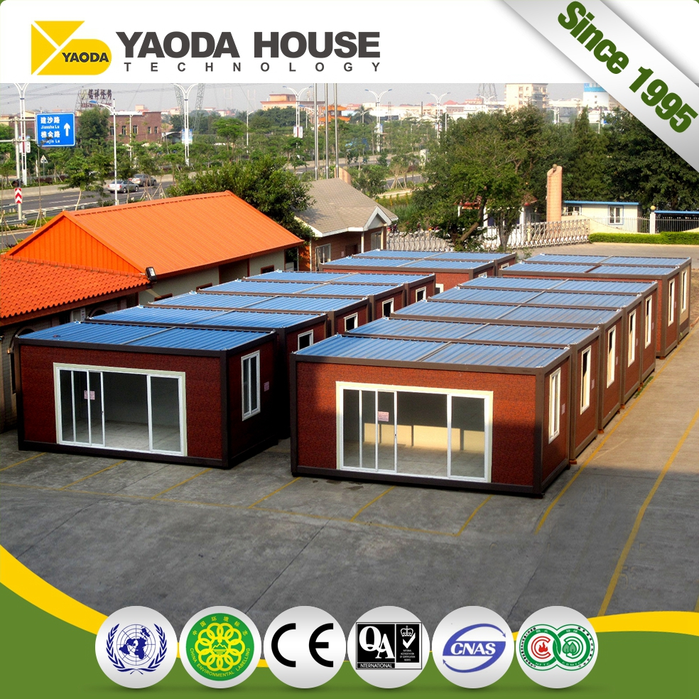 Custom Ready Made Prefab House Waterproof Beach Container