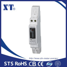 DIN RAIL TYPE KiloWatt Hour Meter 32A