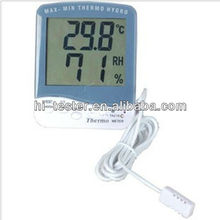 PTA218C Digital industrial Hygrometer thermometer with clock function