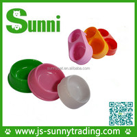 Popular custom collapsible silicone pet bowl