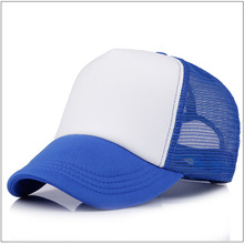 New Design Trucker Full Mesh 5 Panel Nylon Baseball Cap