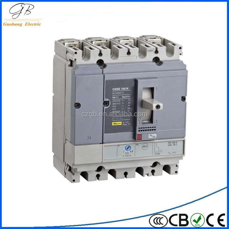 factory source best price list 100a 3vt 3p mccb