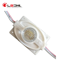 High Power Injection SMD LED Modules 2.8W 1pcs LED 200-220LM IP65 Waterproof Edge lighting LED Module
