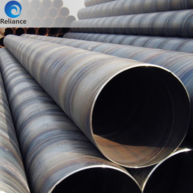 ALL KINDS OF WALL THICKNESS SPIRAL STEEL TUBE