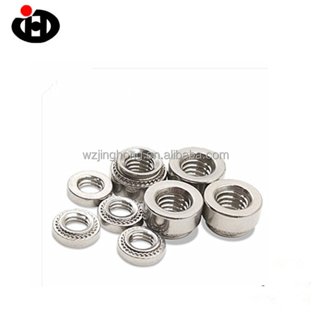 Bolts Nuts 410 Steel Gland Nuts