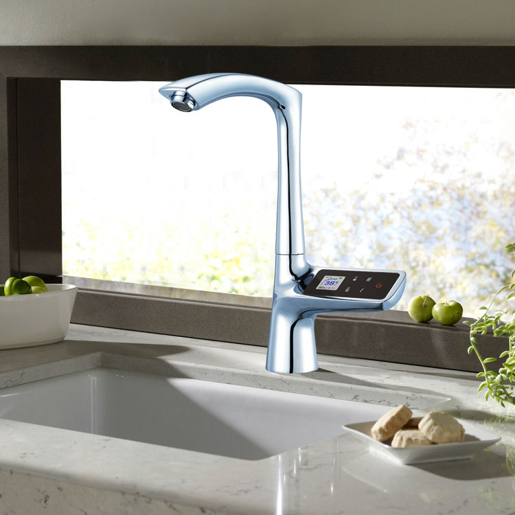 2014 Intelligent Kitchen Water Saving Thermostat Faucets