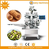 Alibaba china professional yolk mooncake production line