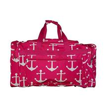 "21"" High Fashion Print Gym Dance Competition Travel Duffle Bag"