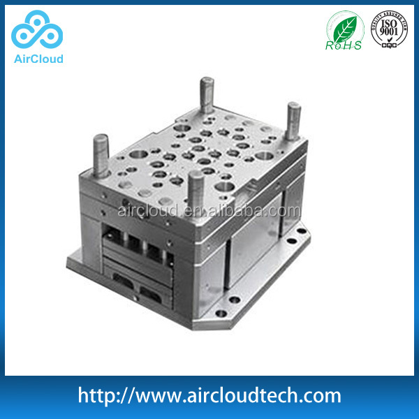 Customized Junction Box Plastic Injection Used Mold for Electronic Products