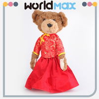 Chinese Factory Plush Toys Dolls Manufacturer