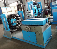 130 series high speed rope/cable/hose braiding machine