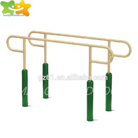two parallel bars children gym equipment parallel bars