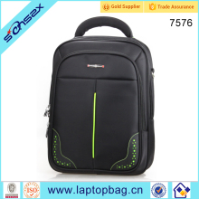 Alibaba hot selling backpack durable nylon laptop bag black back bag for men