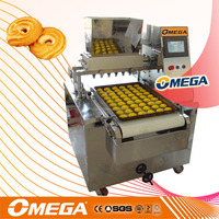 OMEGA automatic cake making machine/cookie extruder