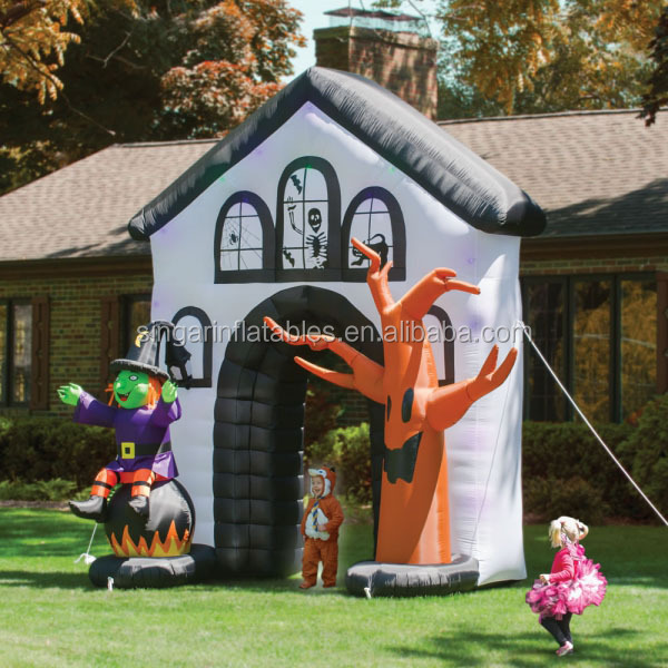 inflatable halloween yard decorations,gemmy inflatables,air blown inflatables