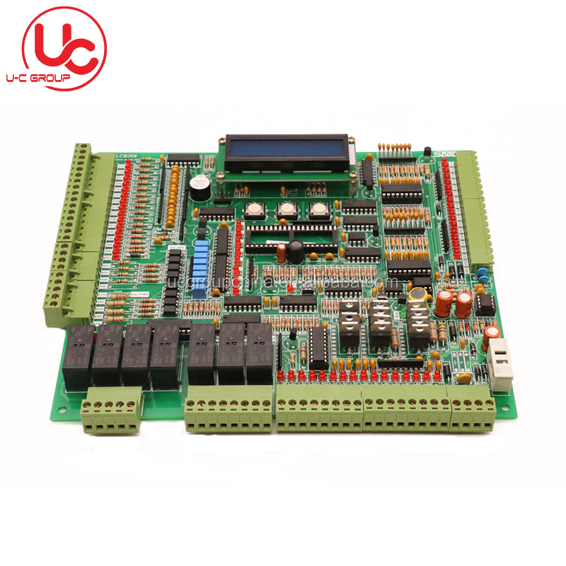 Quality switching power supply pcb assembly, pcb & pcba service, remote control switches pcba