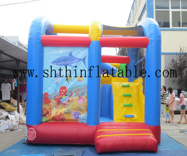 inflatable space jump castle for sale