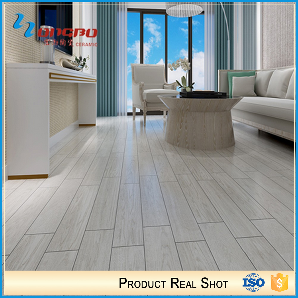 New technology matte finish wood look ceramic vitrified for New tile technology