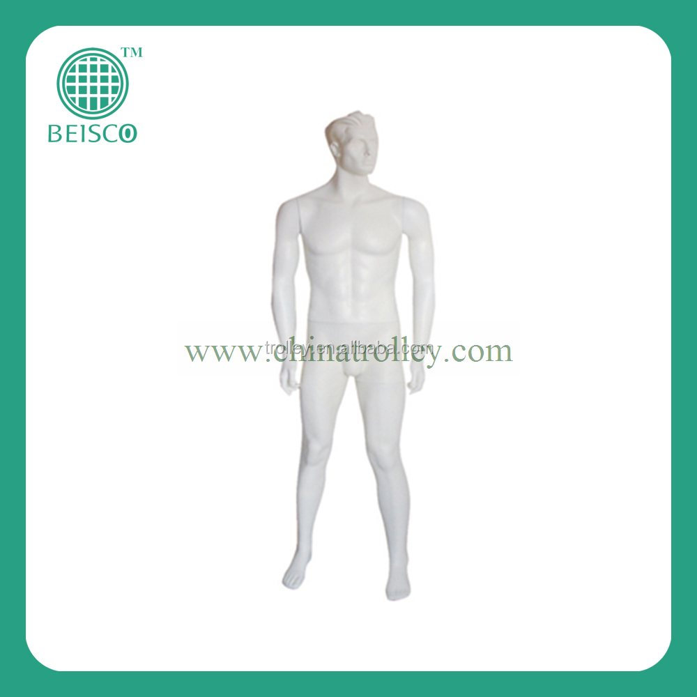 new fashion full body realistic male mannequin
