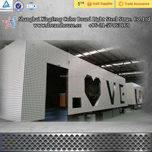 New style light Steel Structure Villas/ Light Steel Frame Homes/modern cheap light steel structure prefab tiny houses villa