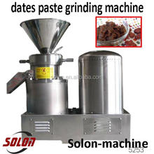 Automatic stainless steel wide used cocoa bean butter making machine /nuts grinding machine