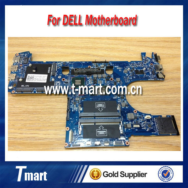 100% working laptop Motherboard For DELL E6220 862D8 Fully tested.