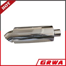 Low price new used auto exhaust muffler silencer parts car part