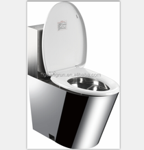 RV,Yacht,Boat,Train and Public Mobile Toilet Used Mini Portable Stainless Steel Prison Public Mobile Toilet GR-009