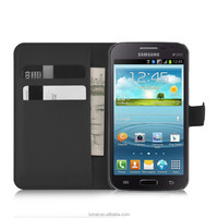 Wallet PU Leather Flip Case Cover For Samsung Galaxy Win 2
