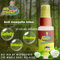 Fresh antibacterial new formula anti-mosquito spray for choice