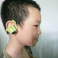 New private model in-ear wireless earbud bluetooth stereo earphone for children