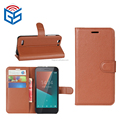 New 2017 Inventions Phones Case Leather Flip Cover For Vodafone Smart E8 VFD510