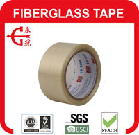 Factory direct high quality insulation ture waterproof fiberglass tape