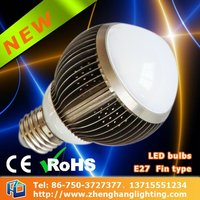 High power LED spotlight Dimmable E27 7w LED Bulb Light.2 years warranty