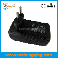 24V POE Adapter 10/100mbps Wall Plug Manufacture