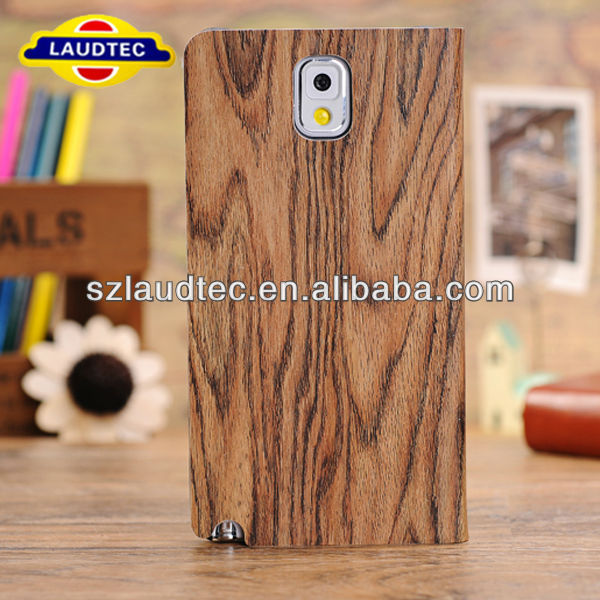 High Quality Wood Case For Samsung Galaxy Note 3