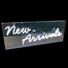 factory custom made decorative rgb color channel neon signage letters led neon sign