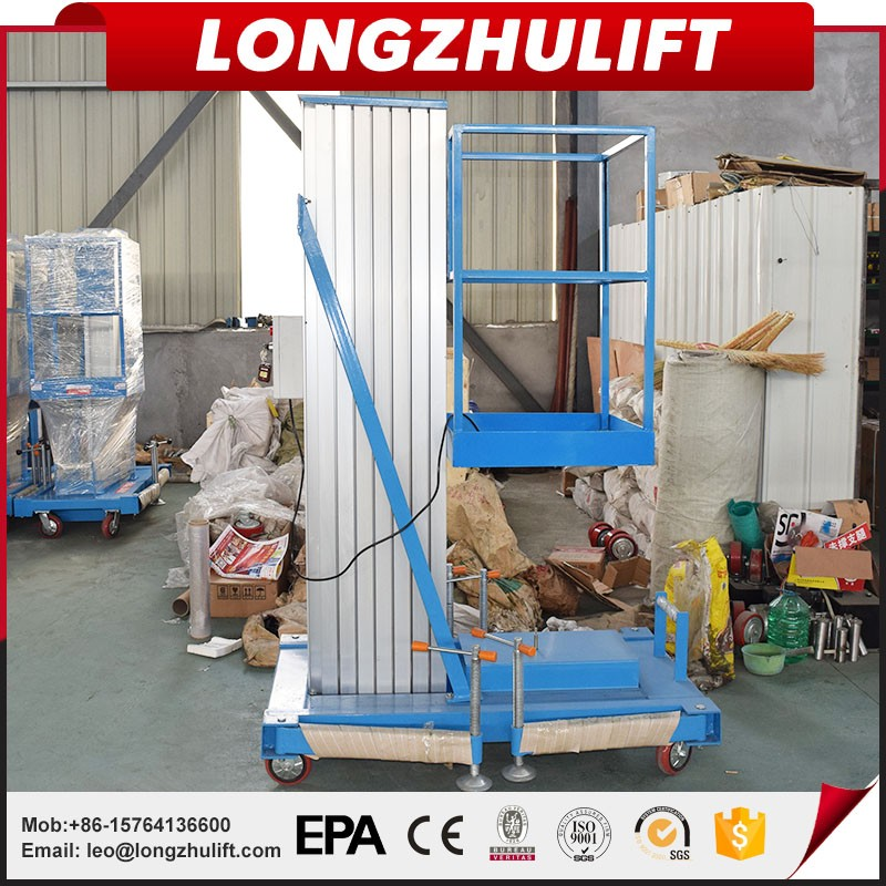 Factory Supplier one person man lift with good price