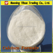 98% Calcium Formate for concrete used