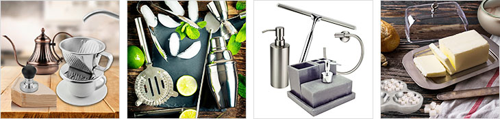 Olive and Cooking Oil Dispenser Ounces Stainless Steel Olive Oil Dispenser. Cone Shaped, Leak-Proof, Drip-Free Spout
