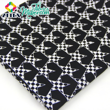 Bulk production T/C material 80 cotton 20 polyester stretch fabric