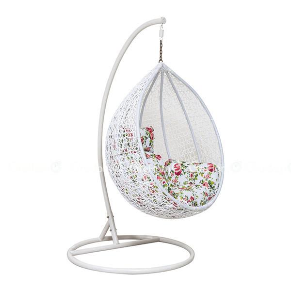 Hot Sale Patio Outdoor Swing Chair Popular Rattan Egg