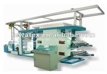Four/Six/Eight Colors Flexographic Printing Machine