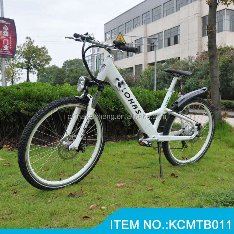 Alluminium alloy 26/28 MTB 250w and > 60 km Range per Power electric bosch e-bike list