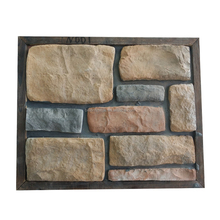 wholesale wall paneling slate exterior cultured natural rustic artificial stone cladding